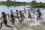 TE320 Kids Swim Start